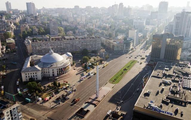 Пробки будут от площади Победы до Воздухофлотского путепровода