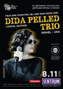 Dida Pelled Trio
