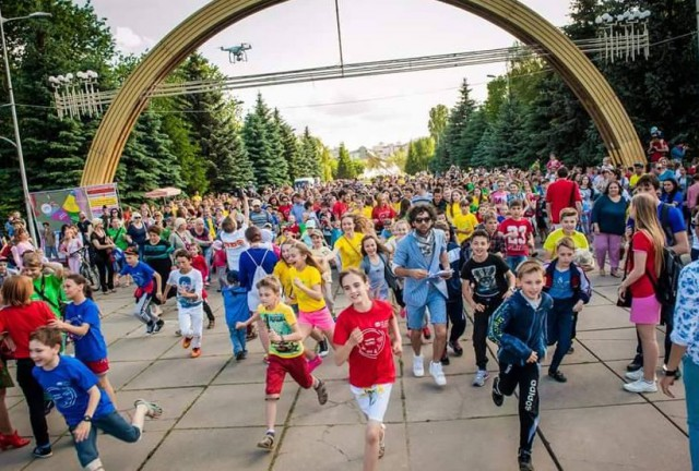 17 сентября в Броварах состоится семейный фестиваль, который обещает стать самым ярким событием года Киевщины, а может всей Украины