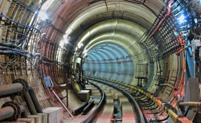 Киевские власти дали старт строительству новых станций