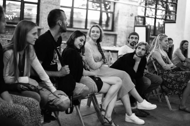 17 сентября будут представлены уникальные театральные проекты, созданные европейскими режиссерами и украинскими актерами в течение 10 дней