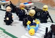 Хоп-хоп, мусорок, не шей мне срок или Как шмонает по-темному новая полиция