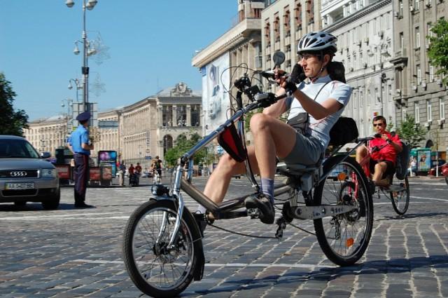 КП привлечет к разработке экспертов из ОО «Урбан кураторы» и консультантов из «Ассоциацией велосипедистов Киева»