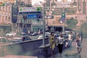 """Киевские """"нулевые"""" против """"десятых"""": как поменялся город и его жители"""
