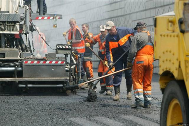 В этом году у Кличко увеличили финансирование ремонта столичных дорог почти до 1,5 млрд грн