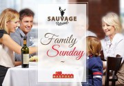 Family Sunday at Sauvage