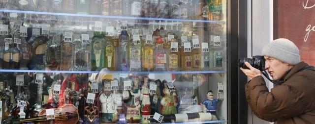Торговля спиртными напитками в киосках запрещена