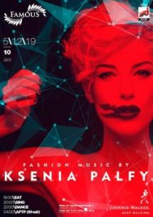 Fashion Music by KSENIA PALFY