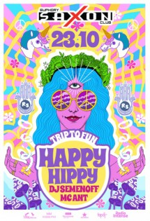 Happy Hippy.Trip To Fun