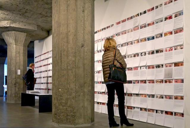 Выставка посвящена правам женщин