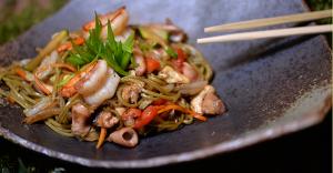 Обзор нового ресторана японской кухни IKIGAI: haute cuisine как смысл жизни