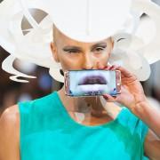 Samsung Electronics Украина вновь порадовал посетителей Ukrainian Fashion Week