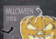 Halloween в Vapiano