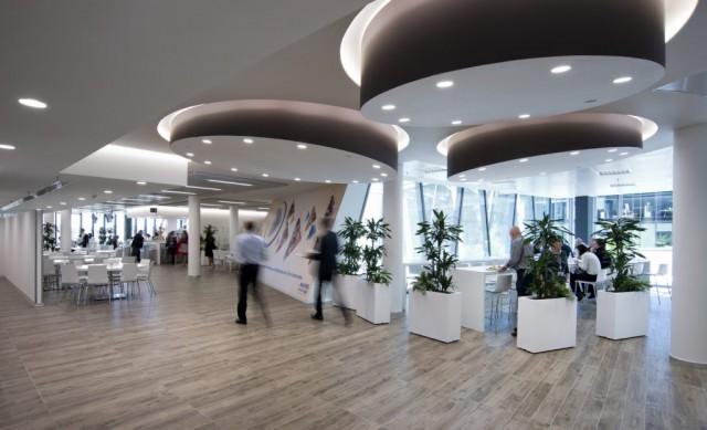 Офис Nestle в Милане