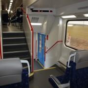 «Укрзалізниця» з 4 листопада запустить двоповерховий поїзд