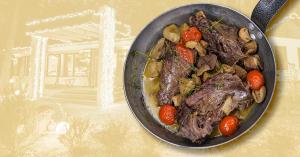 Дико вкусно: новое меню дичи в ресторане Toscana Grill