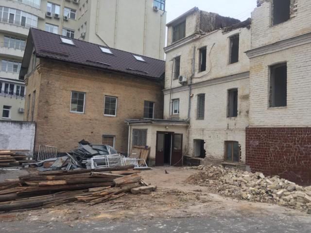 Дом не внесен в реестр объектов культурного наследия