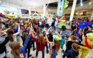 Сеть семейно-развлекательных комплексов «Игроленд» отпраздновала 11 лет