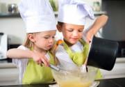 Кулинарный мастер-класс для детей в ресторане Slivki Общества