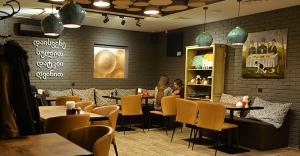 Обзор ресторана «Гаро»: грузинская кухня, современная подача и украинско-грузинское гостеприимство