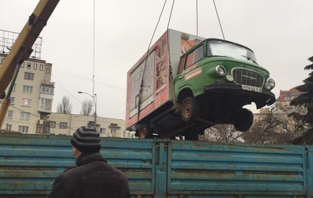 Киевляне по-разному отреагировали на это