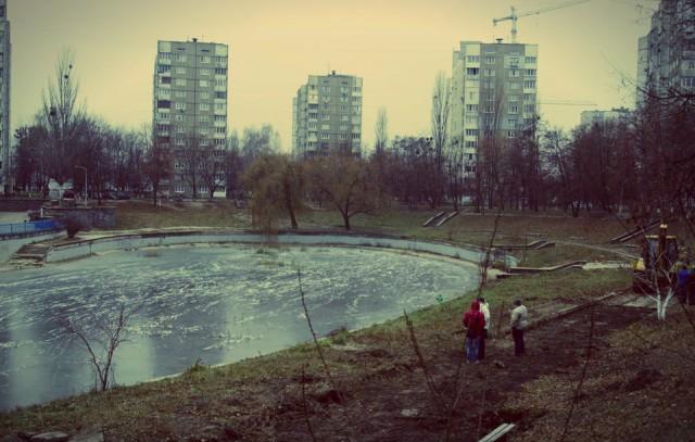 Весной туда планируют запустить рыбу