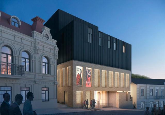 Театр обещают открыть 29 ноября