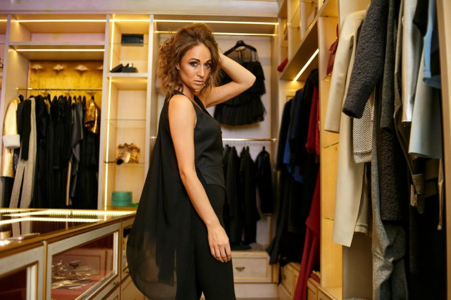Яна Глущенко - дизайнер бренда YanGol
