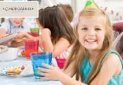 Новое детское меню в ресторане «Смородина»
