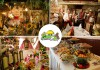 Новогодние праздники с украинским колоритом в ресторане «Щекавица»