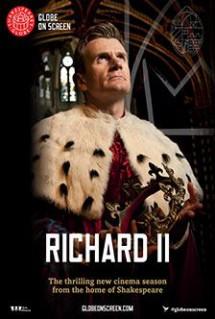 Ричард ІІ. Globe (Британский театр в кино)