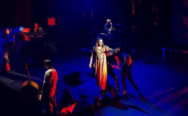 """Опера рассказывает историю рождения и смерти метафорической """"башни"""""""