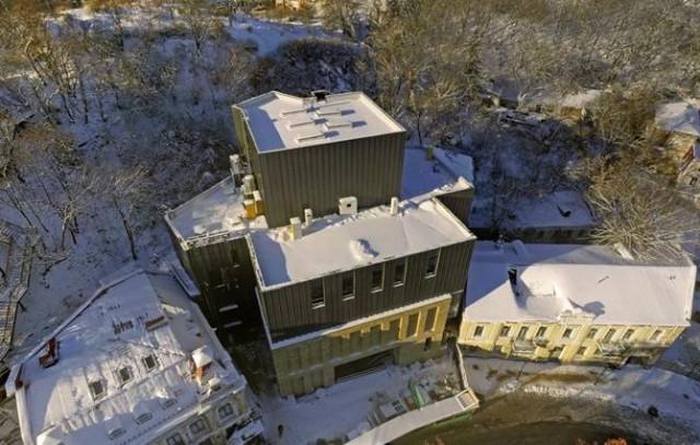Киевлян приглашают поучаствовать в обсуждении судьбы здания