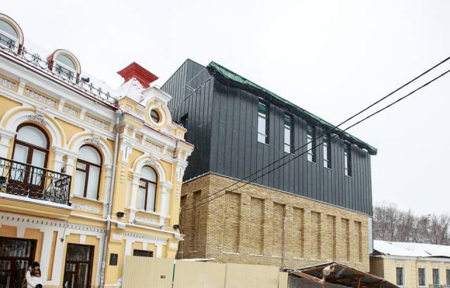 До апреля проведут техническую экспертизу здания