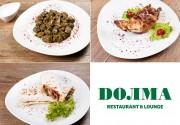 Ресторан «Долма» знакомит с шедеврами ближневосточной кухни