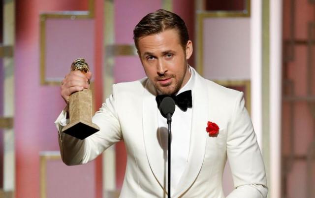 Мюзикл Ла-Ла Ленд победил в семи номинациях, включая лучшую мужскую роль (Райан Гослинг)