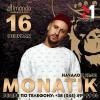 16 февраля MONATIK в Almondo Restaurant & Club