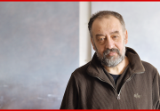 Диалоги с художником: похищенные картины, портрет за поцелуй и мысли о Театре на Подоле Матвея Вайсберга