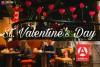 В честь праздника Влюбленных Arena Beer House разыгрывает романтический ужин