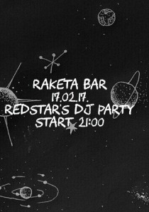 Redstar's Dj Party