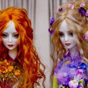 В Киеве покажут сказочных кукол