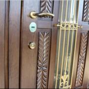 Главный аргумент в защиту дома – бронированные входные двери