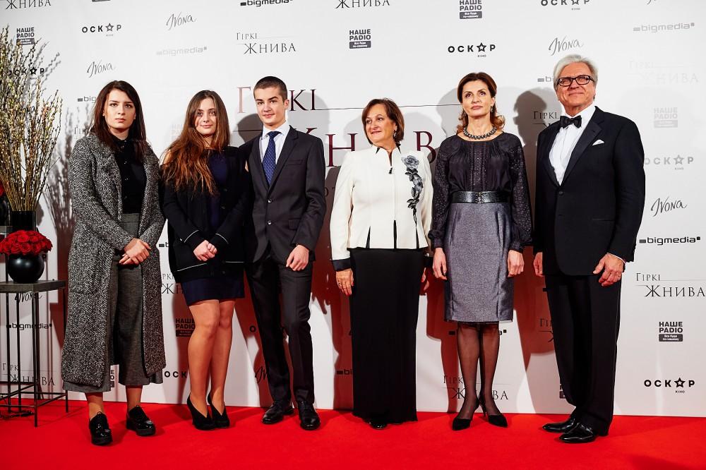 В Киеве показали первый полнометражный англоязычный фильм о Голодоморе