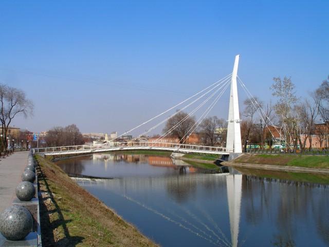 Мариинский мост. Место для прогулок и свадебных фотосессий