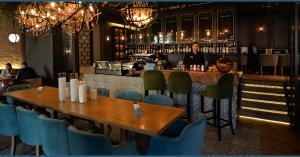 NLSN & FRNDS CF: локальное кафе для друзей