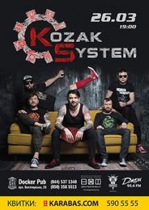 """""""Kozak System"""" & """"BEZZGALSTUKOFF"""""""