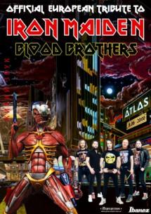 Трибьют Iron Maiden «Blood Brothers»