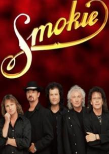 Концерт группы Smokie в Киеве