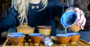 Satori lounge: заведение, созданное с любовью к чаю