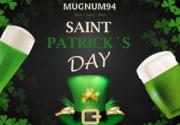 Saint Patrick уикэнд в Mugnum94!